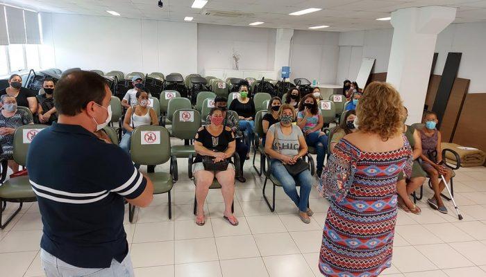 Habitação e Sads retomam reuniões do Aluguel Social