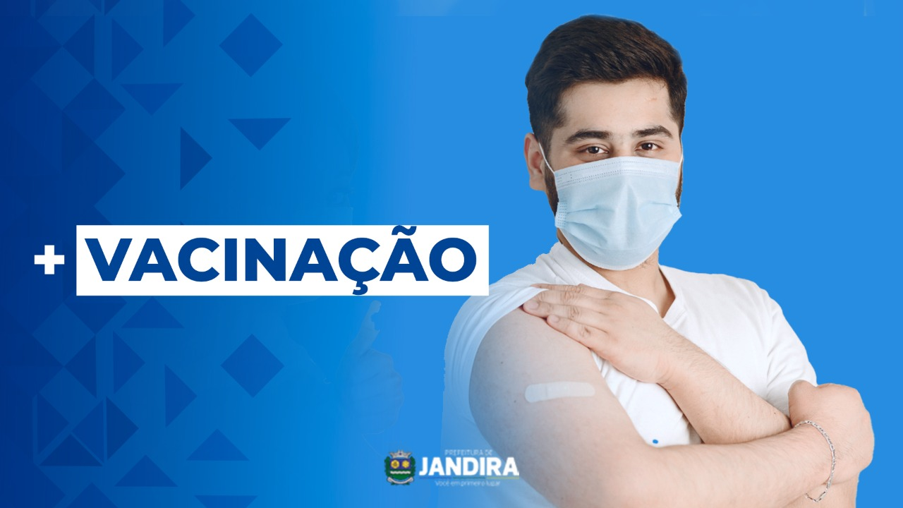 Saúde de Jandira anuncia plantão de vacinação nos próximos dias 28 e 29
